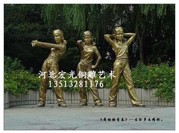 人物雕塑|人物小品雕塑|人物景观雕塑5